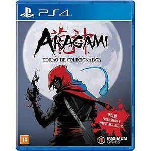 Aragami Edição De Colecionador Seminovo – PS4