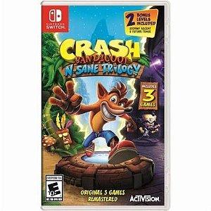 Crash Bandicoot N'sane Trilogy – Nintendo Switch