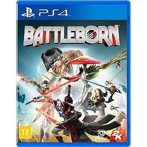 Battleborn Seminovo – PS4