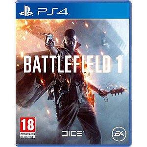 Battlefield 1 Seminovo – PS4