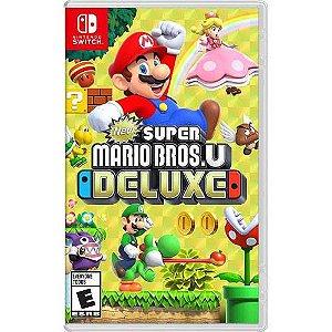 New Super Mario Bros U Deluxe – Nintendo Switch