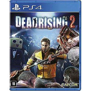 Dead Rising 2 Remastered Seminovo – PS4