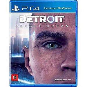 Detroit Become Human Seminovo – PS4