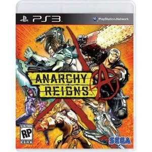 Anarchy Reigns Seminovo- PS3