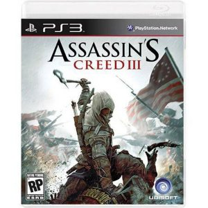Assassin's Creed 3 Seminovo – PS3