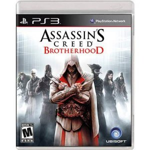 Assassin's Creed Brotherhood Seminovo – PS3