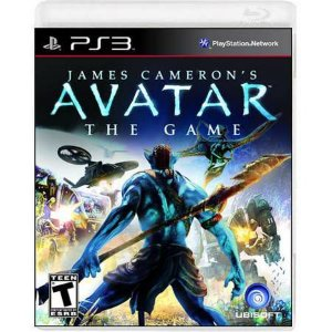 Avatar The Game Seminovo – PS3
