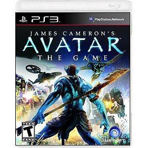 Avatar The Game Seminovo – PS3