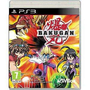 Bakugan Battle Brawlers Seminovo – PS3