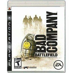 Batllefield Bad Company Seminovo – PS3