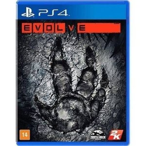 Evolve Seminovo Seminovo – PS4