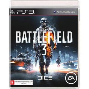 Battlefield 3 Seminovo- PS3