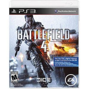 Battlefield 4 Seminovo – PS3