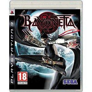 Bayonetta Seminovo – PS3
