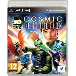 Ben 10 Ultimate Alien Cosmic Destruction Seminovo – PS3