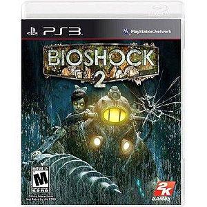 BioShock 2 Seminovo – PS3