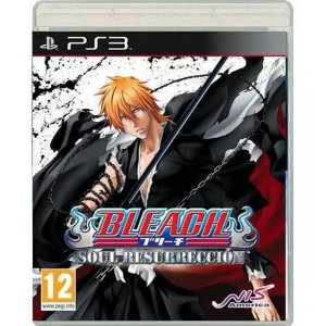 Bleach Soul Resurreccion Seminovo – PS3