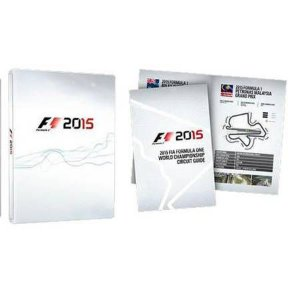 Formula 1 2015 GuideBook Seminovo - PS4