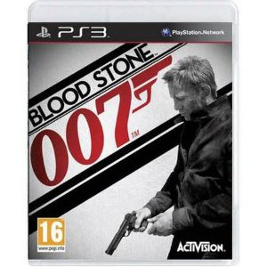 007 Blood Stone Seminovo – PS3