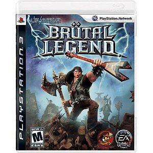 Brütal Legend Seminovo – PS3