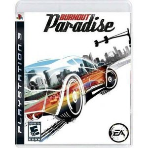 Burnout Paradise Seminovo – PS3