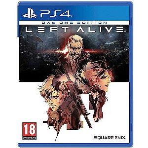 Left Alive Seminovo – PS4