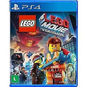 Lego The Movie VideoGame Seminovo – PS4