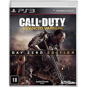Call Of Duty Advanced Warfare Seminovo – PS3