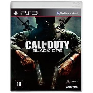 Call of Duty Black Ops Seminovo – PS3