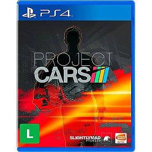 Project Cars Seminovo – PS4