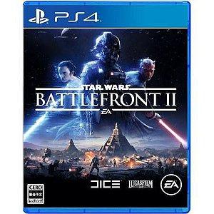 Star Wars Battlefront II Seminovo – PS4