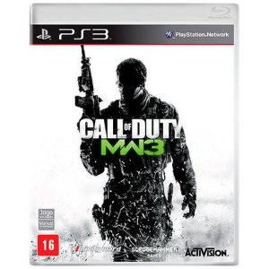 Call of Duty Modern Warfare 3 Seminovo – PS3