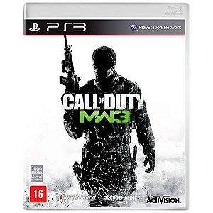 Call of Duty Modern Warfare 3 Seminovo – PS3