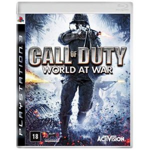 Call of Duty World at War Seminovo – PS3