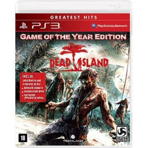 Dead Island Seminovo – PS3