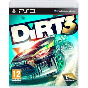 Dirt 3 Seminovo – PS3