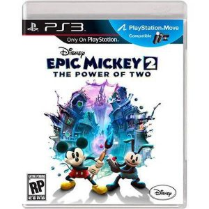 Disney Epic Mickey 2: The Power of Two Seminovo – PS3