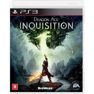 Dragon Age Inquisition Seminovo – PS3