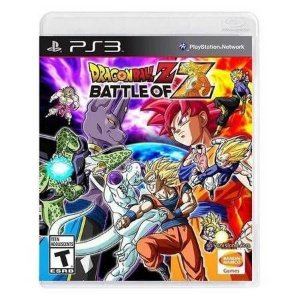 Dragon Ball Z Battle of Z Seminovo – PS3