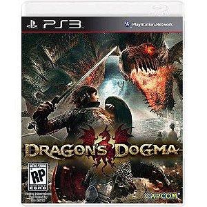 Dragon's Dogma Seminovo – PS3