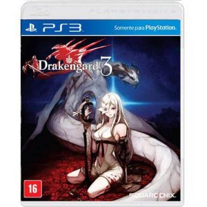 Drakengard 3 Seminovo – PS3