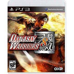 Dynasty Warriors 8 Seminovo – PS3