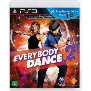 Everybody Dance 2 Seminovo – PS3