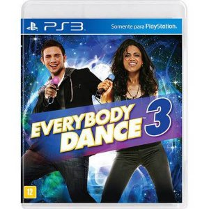 Everybody Dance 3 Seminovo – PS3