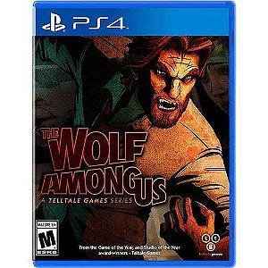 The Wolf Among Us Seminovo – PS4