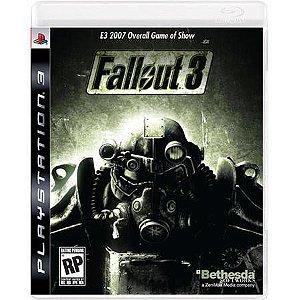 Fallout 3 Seminovo – PS3