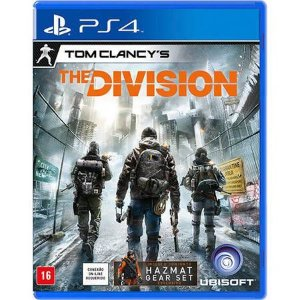 Tom Clancy's The Division Seminovo Sem Capa – PS4