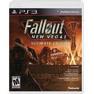 Fallout New Vegas Ultimate Edition Seminovo – PS3