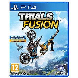 Trials Fusion Seminovo – PS4