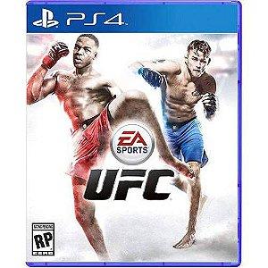 UFC Seminovo – PS4